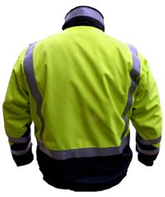 ANSI Compliant EMS Jacket