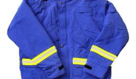 Blue EMS Jacket