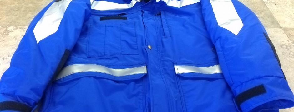 custom airport security jacket