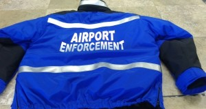 jackets for airport enforcement